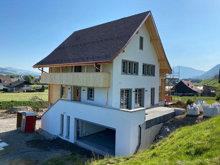 Wohnhaus Schwyzerhus Galgenen