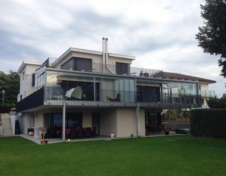 doppeleinfamilienhaus richterswil