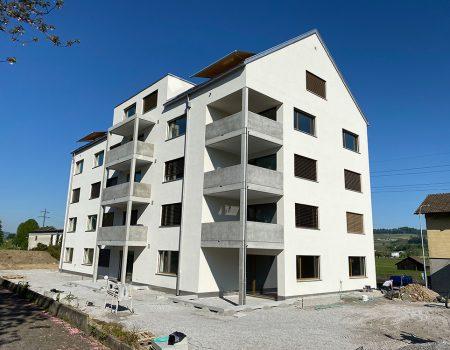 mehrfamilienhaus schübelbach